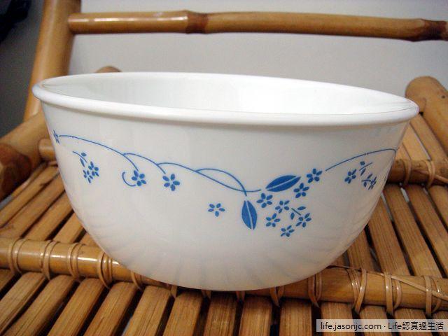 康寧CORELLE古典藍餐盤組:碗公
