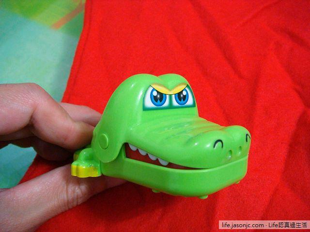 聖誕禮物:瘋狂鱷魚牙醫Crocodile Dentist | 聖誕親子變裝秀