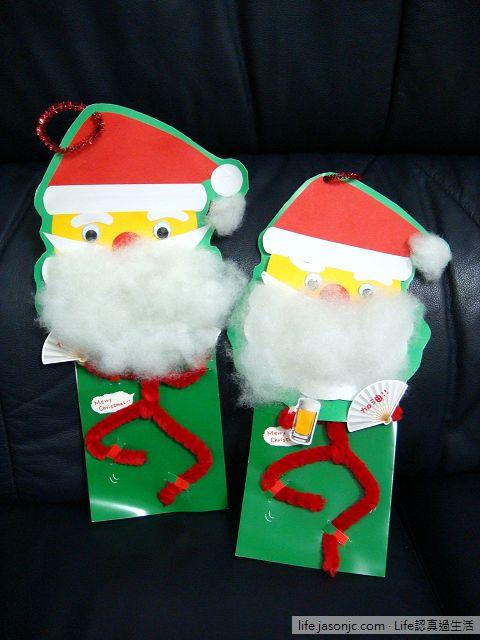 聖誕勞作 | 聖誕親子變裝秀