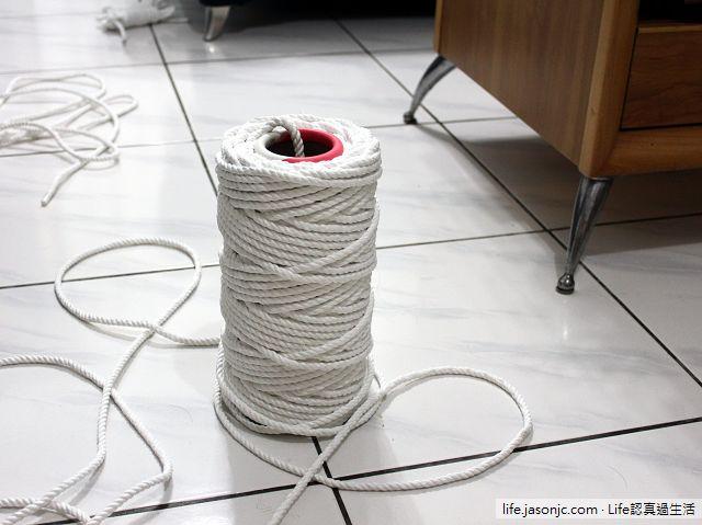 童軍繩 DIY