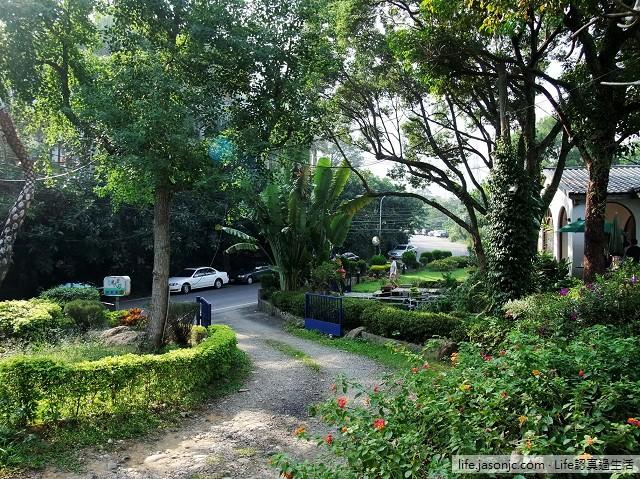 湖水岸香草花園餐廳 | 桃園龍潭