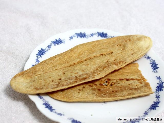 宜蘭名產:老增壽蜜餞舖的蜂蜜牛舌餅   宜蘭市