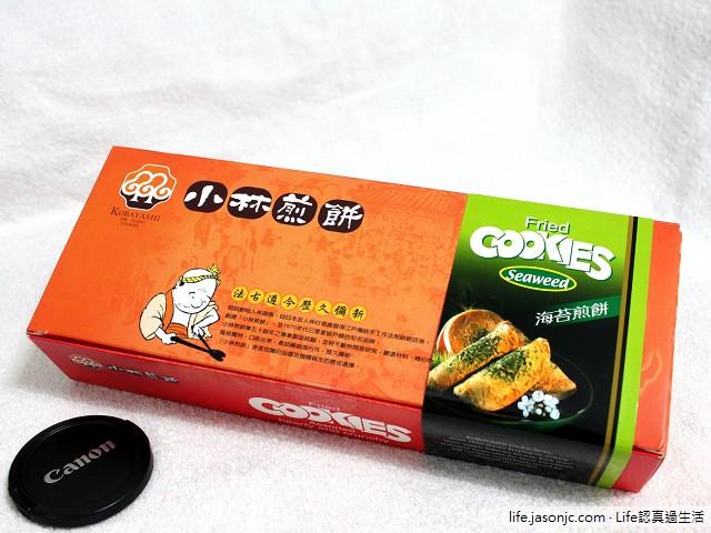 小林煎餅の海苔煎餅