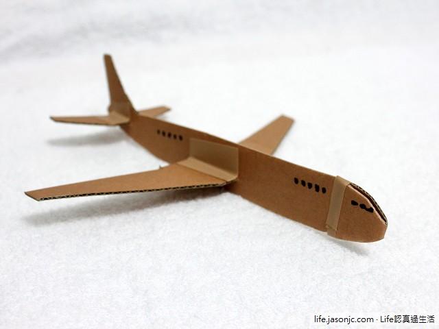 747客機紙模型