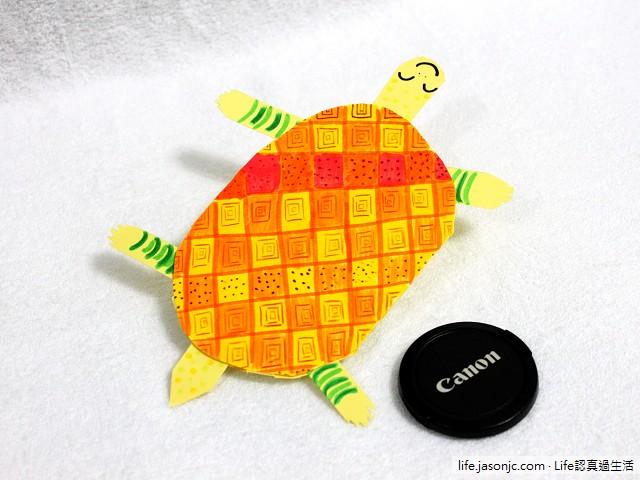 會動的小烏龜:鳳梨龜 | 兒童畫畫班
