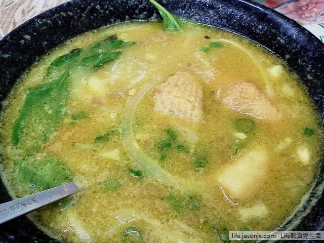 越南咖哩雞湯搭法國麵包@家鄉越南小吃 | 新北市板橋區