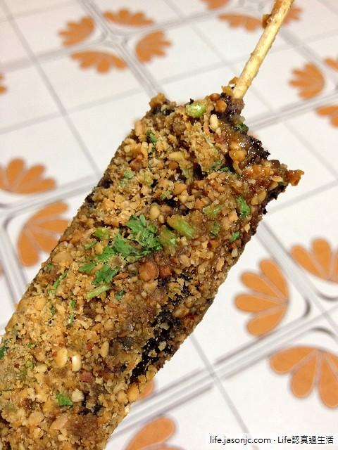內湖737巷美食:豬大郎純手工豬血糕 | 台北市內湖區