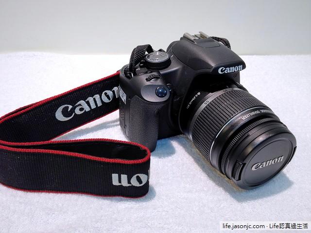 Canon 500D 單眼相機送修 | 北市中正