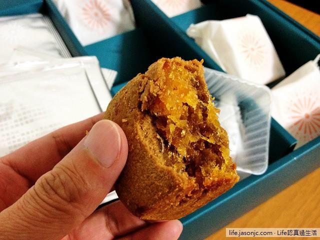 Starbucks中秋月餅禮盒:咖啡土鳳梨酥和紅玉紅茶 | 2012中秋節