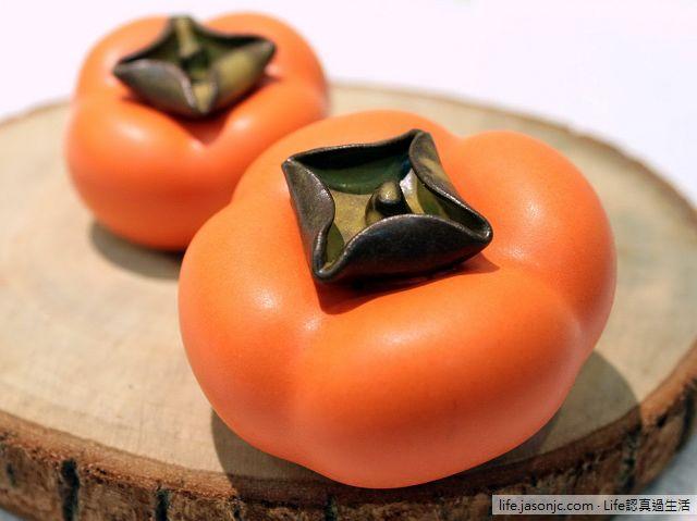 陶製紅柿子@三芝遊客中心暨名人文物館 | 新北市三芝區