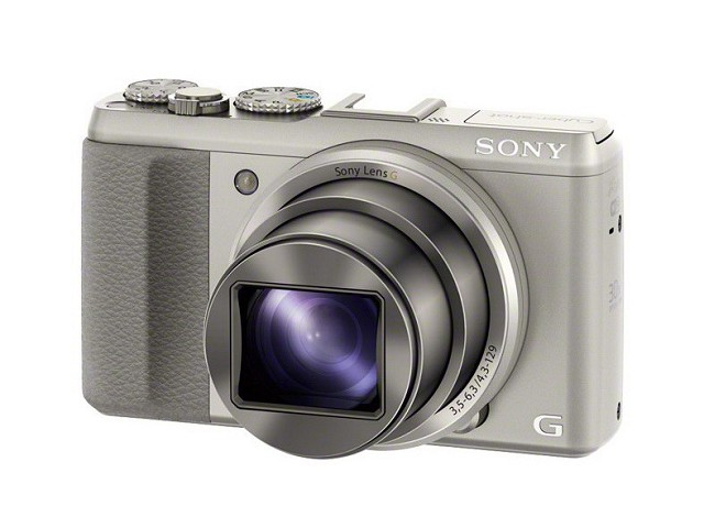 Sony Cyber-shot DSC-HX50V史上最輕巧30倍光學變焦隨身機新上市