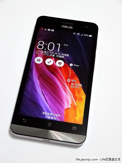 ASUS Zenfone 5 ZenUI 介面和簡易模式