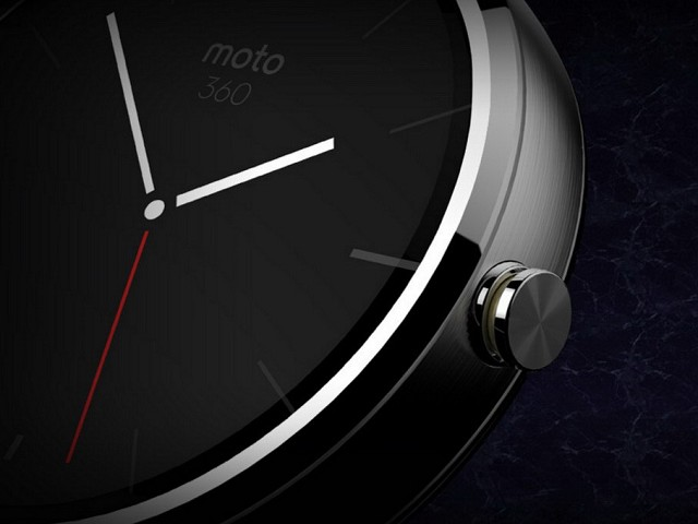 Google I/O 2014: Android Wear, MOTO 360