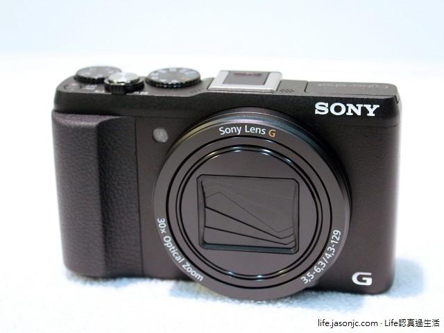 Sony Cyber-shot DSC-HX60V 30倍光學變焦隨身機 開箱