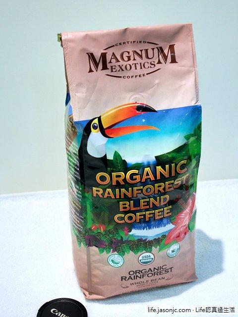 COSTCO Magnum 有機雨林綜合咖啡豆