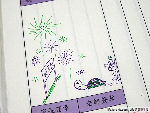 Wendyの畫畫日記:龜兔賽跑