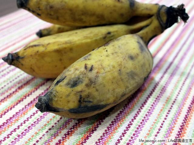 超軟嫩香蕉蛋糕 DIY