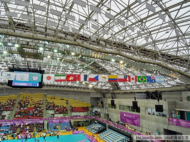 2017第29屆夏季世界大學運動會(2017 Summer Universiade)@中華民國台北